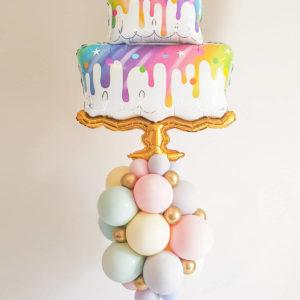 עמוד עוגה