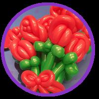 פרחים מבלונים